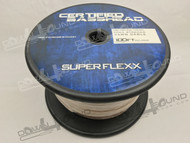 Certified Basshead 100′ 4 AWG CCA Wire (Clear)