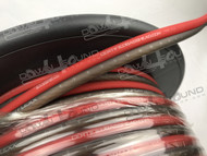 Certified Basshead 125′ 8G CCASPK Wire (Black&Red) OUT OF STOCK