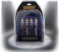 3ft Sundown Audio RCA Interconnects