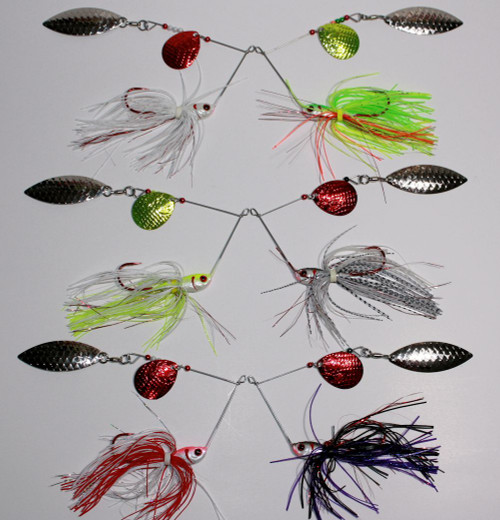 Improve your 6 pack - the NEW ULTRAVIBE Spinner Bait