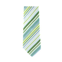 Kaiback Tagatie -Green & White Striped