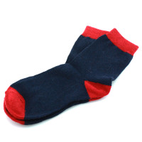 Kaiback Sweet Socks - Blue & Red Beauties