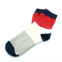 Kaiback Sweet Socks - Red, White & Blue