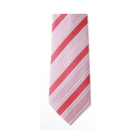 Kaiback Tagatie - Red & Pink Stripe