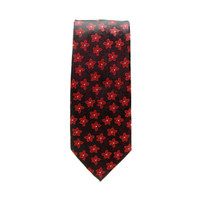 Kaiback Tagatie - Black & Red Floral
