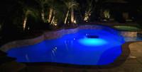 Savior Light SMD LED RGB 2500 Lumens 30-watt Solar Powered Pool Spa Pond Light