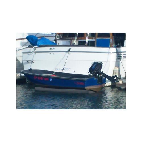 Savior Boat Lift and Emergacey Float