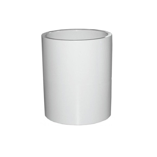 Natural Current 1-1/2 in. Spigot x Spigot PVC Pipe Fittings Connector Adaptors 25 per box - $0.41 cost / each $.53 MSRP / each