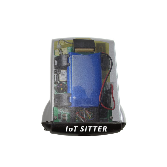 Yard Sitter Toddler - Internet of Things (IoT) unique identifier and transfer for human-to-human or human-to-computer interaction Sensors for Your Yard