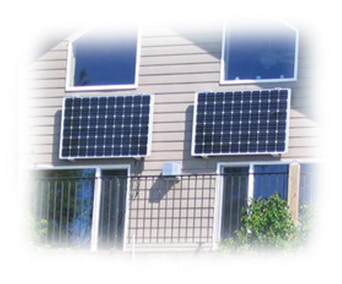 Natural Current 250w Solar Hybrid Wireless Power Transmission Station Kit 5