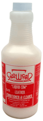 Show Car Product's Liquid Cow Leather Cleaner and Conditioner
