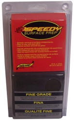 """Speedy removal of surface contaminants.  Easy to use with less effort. Leaves surface smooth as glass. 12"""" FineGrade Towel"""