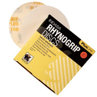 """High Flexibility- adaptive surface is perfect for curves and contours of automotive, marine, wood, and other building surfaces Uniform Scratch Pattern- Optimized surface prep Clog Resistant Coating- Increased performance with long lasting sanding Integrated hook & loop design- Allows for quick and easy switches between discs. Disc Size- 6"""" Package Quantity- 50 per package"""