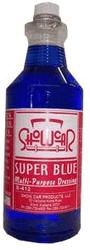 Show Car Product's Super Blue Tire and Trim Dressing
