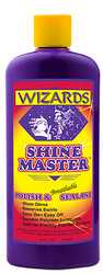 Wizards Shine Master Polish 16oz Part #11033
