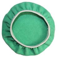 HT-14MF 6 inch Green Microfiber Bonnet