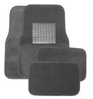 Hi-Tech 9221 Grey 4 piece Floor Mats