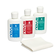 Novus Plastic Polish Kit #7136