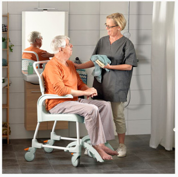 ETAC Clean Shower Chair With Standard Seat Height