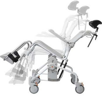 Etac Swift Mobile Tilt Shower Chair