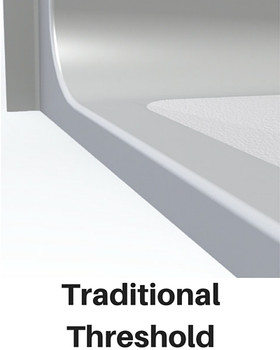 ADA Shower Traditional Threshold