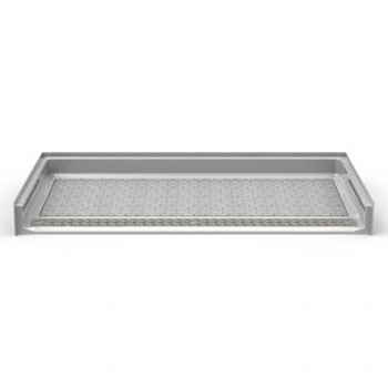 Trench Drain ADA Compliant Shower Pan 60 X 36