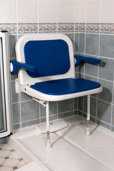 Shower Chairs Wall Mount Shower Chair Fold Down Shower Seats