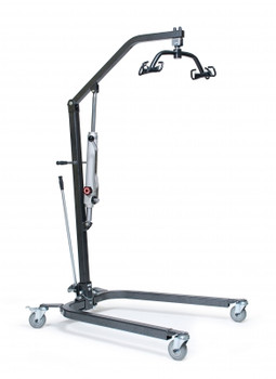 Hydraulic Lift Black Gray Hammertone