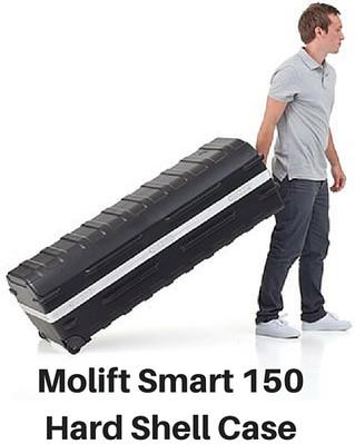 Molift Smart 150 Patient Lift Hard Shell Case