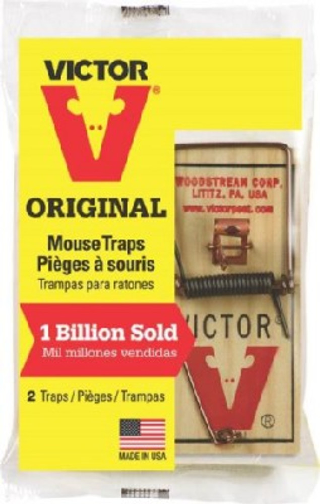 Mouse Trap. 2 Pack