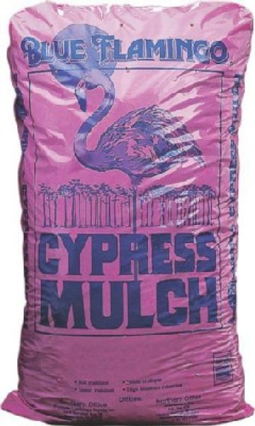Cypress Mulch, 2 Cu Ft