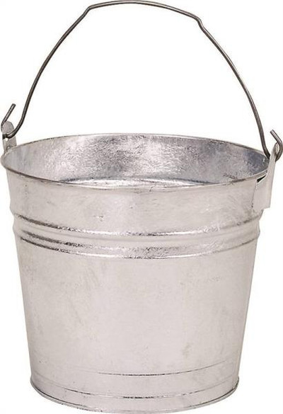 Galvanized Pail  8 Quart