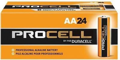 Alkaline 1.5 V AA Battery, Bulk 24 Pack