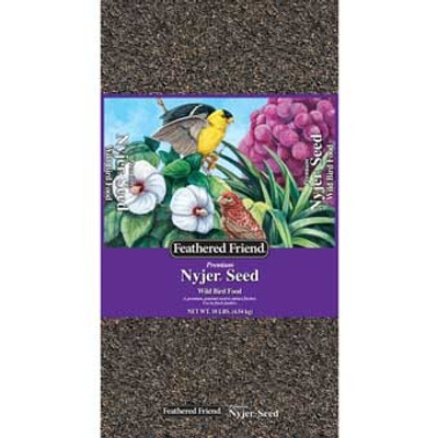 Feathered Friend, Nyjer Seed, 10 Lb