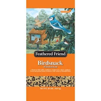 Feathered Friend, Birdsnack Wild Bird Food 20 Lb