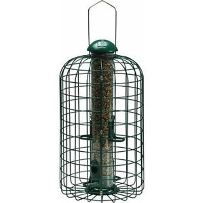Feathered Friend, Squirrel Resistant Tube Feeder