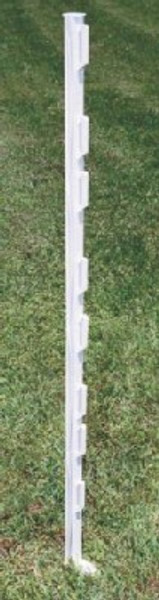 Electric Fence Step In Fence Post, 48""