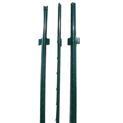 Fence U Post 7'  Green Heavy Duty