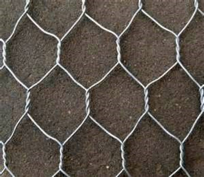 "Poultry Netting 2"" x 24"" X 25' Galvanized"""