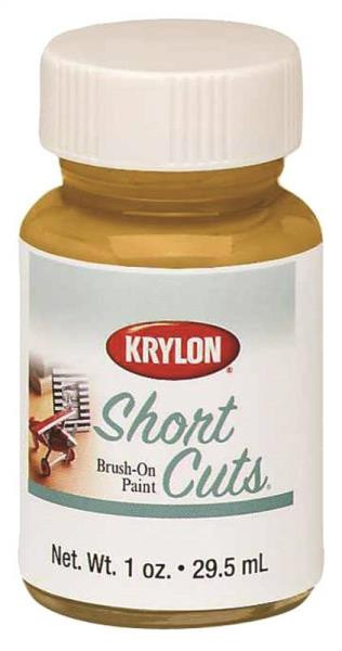 Krylon Gold Leaf Brush-On 1 Oz