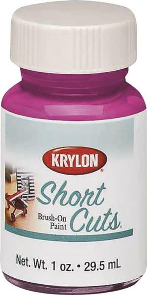 Krylon Hot Pink Brush-On 1 Oz