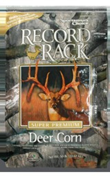 Record Rack Deer Sweet Corn Textured 7% 40 lb