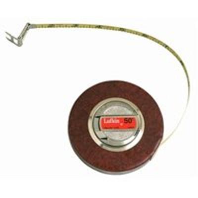 Lufkin Model HW50, 50' Steel Tape Rule