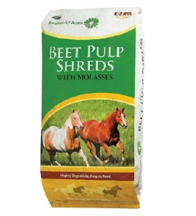 Shredded Beet Pulp W/Molasses 40 Lb