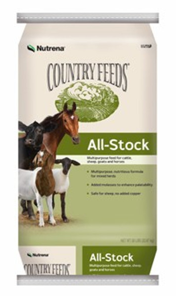 Country Feeds Select Stock 16% PL 50 Lb
