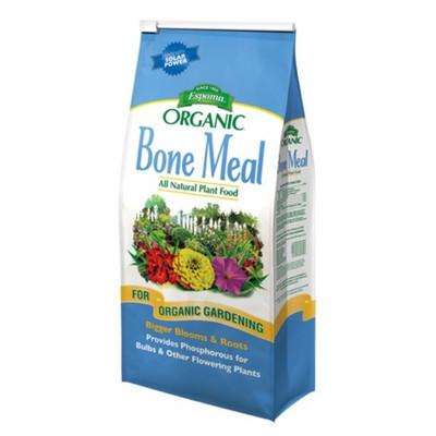 Espoma, Organic Traditions BM10 Organic Fertilizer, 10 lb, Bag, 5000 sq-ft, Granular