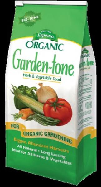 Espoma, Garden Tone 3-4-4  40 Lb