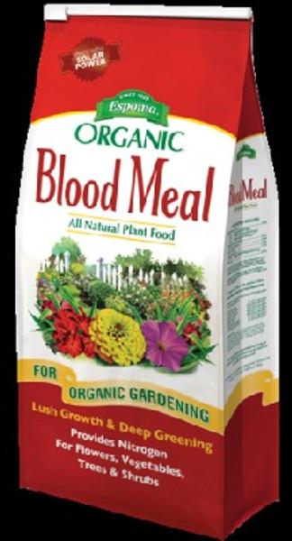Espoma, Blood Meal, 3.75 Lb,  12-0-0