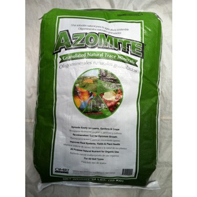 Azomite Granulated Natural Trace Mineral 44 Lb