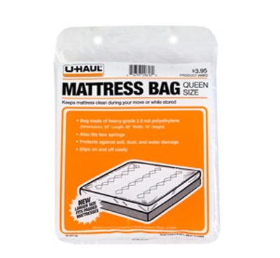 U-Haul Mattress Bag Queen Size